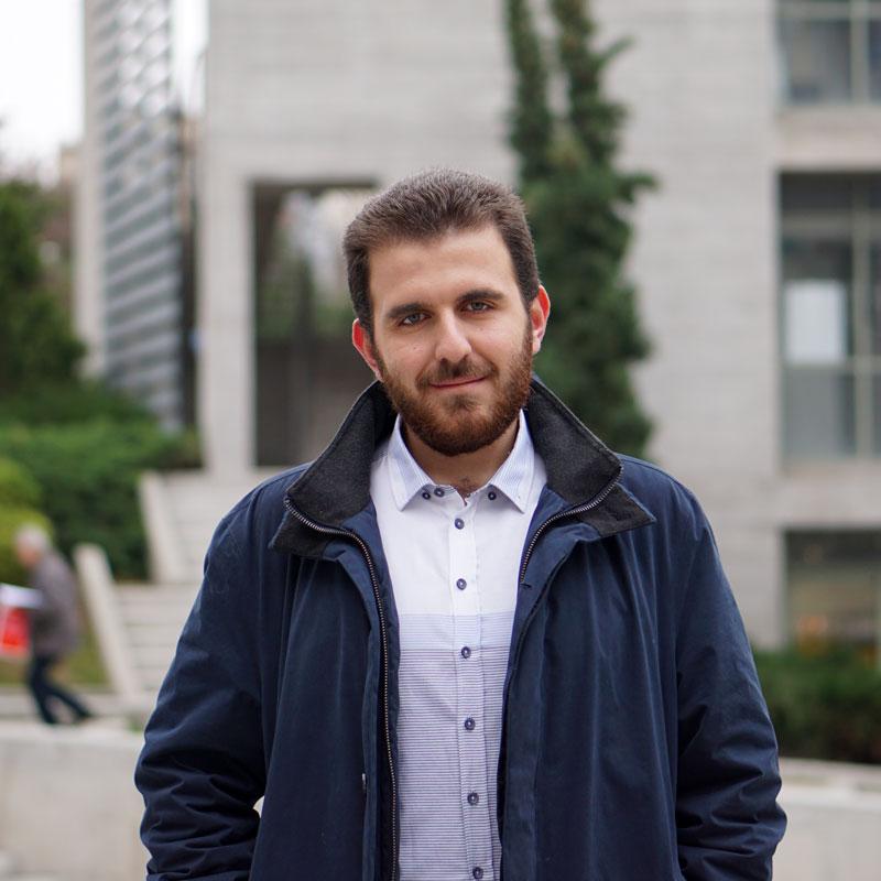 Georgios Karanikas - Secretary General of RhodesMRC 2018