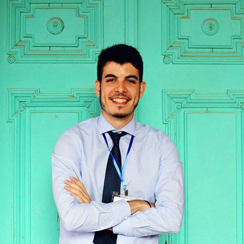 Panagiotis Moumtsakis - Chairperson