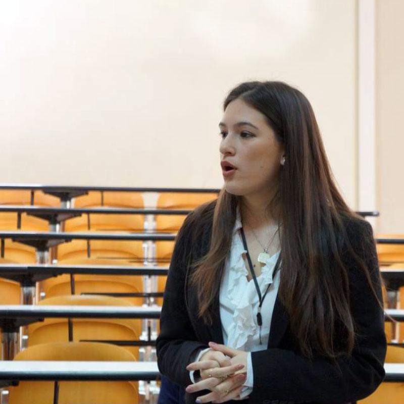 Alexia Salmon - Chairperson