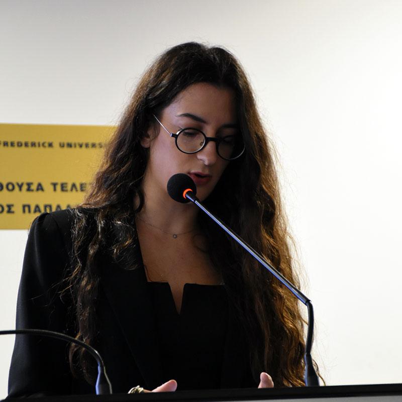 Fotini Zarogianni - Secretary General