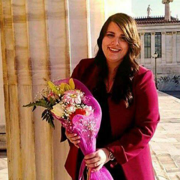 Antonia-Evangelia Christopoulou - Chairperson