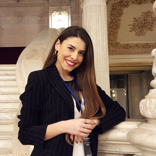 Anastasia Kalogeropoulou - Deputy General of RhodesMRC 2018